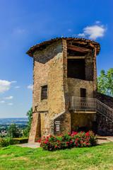 La Tour Rambaud de Bressieux