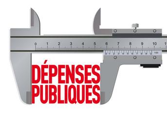 VERNIER_Depenses publiques