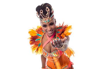 Papiers peints Carnaval Come, dance with me. Be my partner!