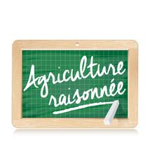 panneau agriculture raisonnée