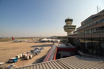 Flughafen, Berlin Tegel, Deutschland