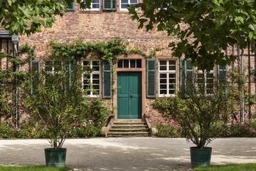 altes Haus Hausfassade