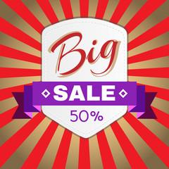 Big Sale Promotion Flyer.