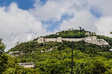 Grenoble et le Fort de La Bastille