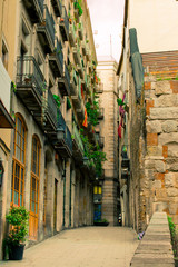 Architecture of Barcelona, Spain
