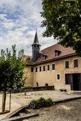 Le musée Dauphinois de Grenoble et les jardins