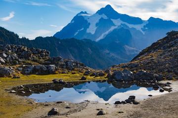 Mount Baker Reflection