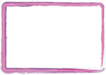 rosa Rahmen