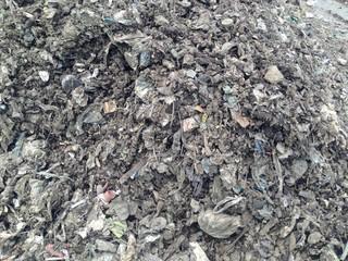 Odpady zmieszane - fototapety na wymiar