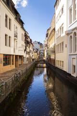 """Area """"Little Venice"""" in Freiburg"""