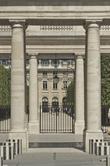 Le Palais-Royal, Paris, France
