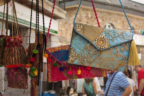 En Marroquíes Bolsos Mercadillo Callejero Trasdicional f76ymbvgIY