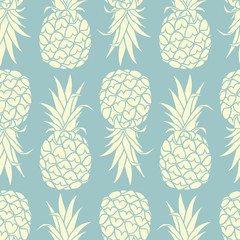 Pineapples background 001