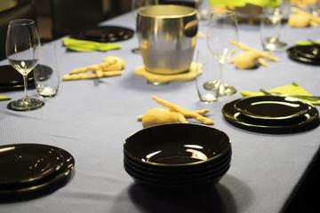 table settin dish