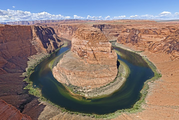 Horseshoe Bend, Colorado River in Arizona, USA.