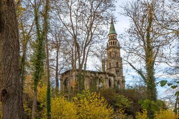 Castle ground / park of Schloss Monrepos, Ludwigsburg
