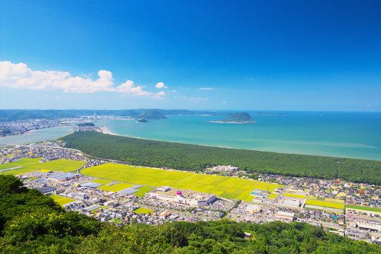 Nijinomatsubara, Karatsu, Japan