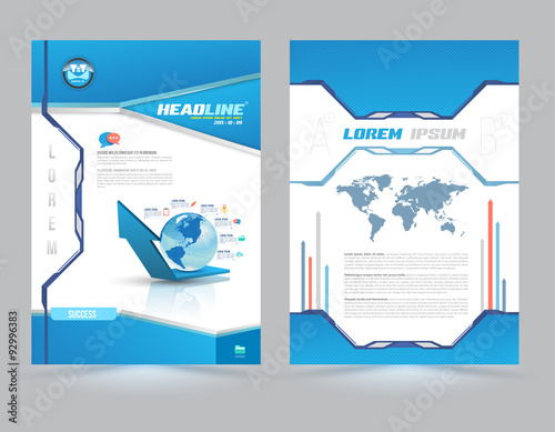 Free Report Cover Page Template. 7 Free Report Cover Templates For