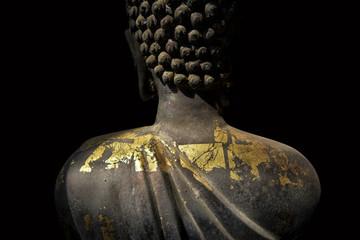 Behind of Buddha