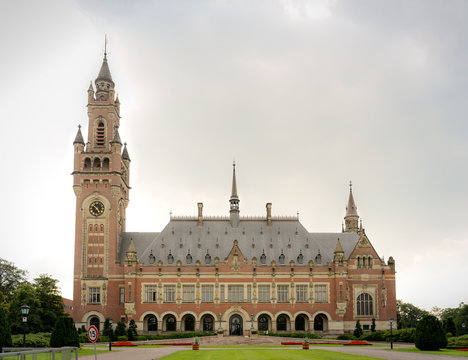 Courthouse in The Hague