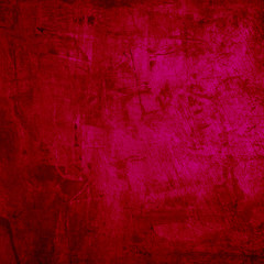 Grunge red background texture