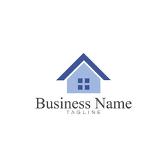 Home - Real estate Logo Business