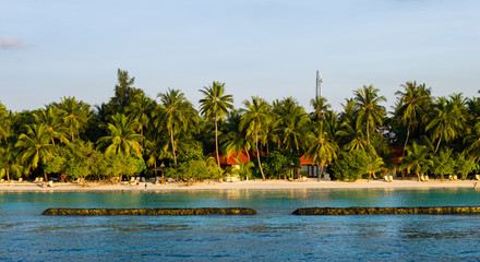 Kurumba Resort in Malediven