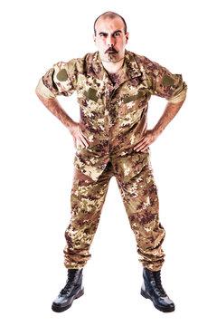 Tough Drill Sergeant
