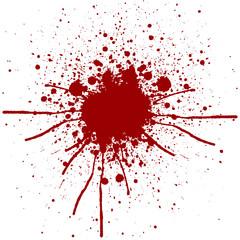 abstract splatter red color background design.illustration vecto