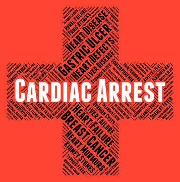 Cardiac Arrest Indicates Congestive Heart Failure And Affliction