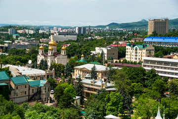 city of Pyatigorsk