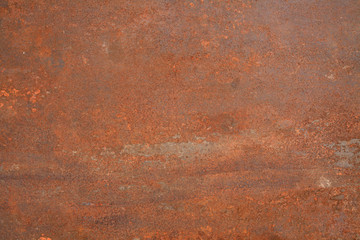 rusty metal surface Wall mural