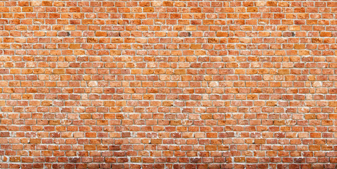 Brick Wall Panorama