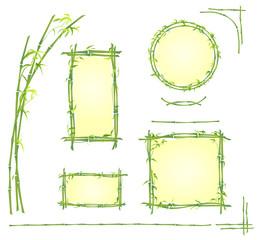 bamboo frame 2