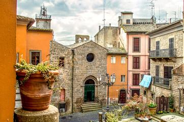 Fototapeta Viterbo -  Lazio - Montefiascone - travel italy obraz
