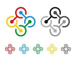 connect circle logo