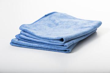 Microfiber towel for car wipe