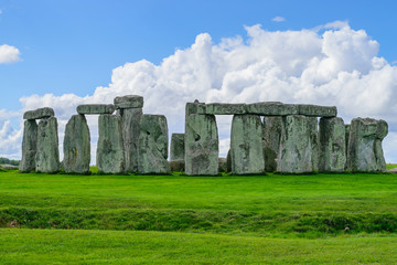 Wall Mural - Stonehenge, Wiltshire, UK.