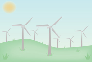 Vector Renewable energy