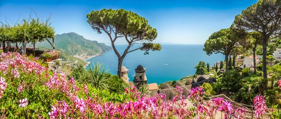 Wall Murals Mediterranean Europe Amalfi Coast, Campania, Italy
