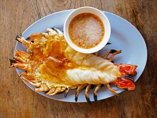 big river shrimp grilled