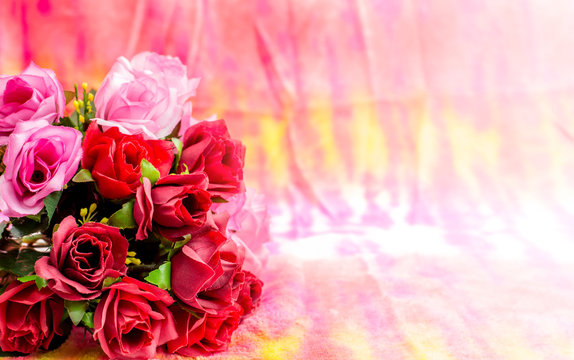Background for Sweetest Day and Valentine Day