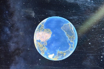 picture earth globe