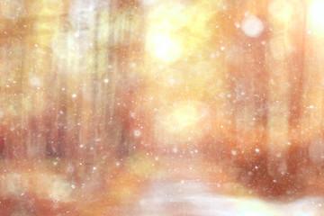 blurred background bokeh nature, unfocused