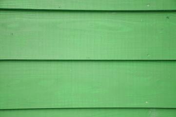 Lambris Peint En Vert