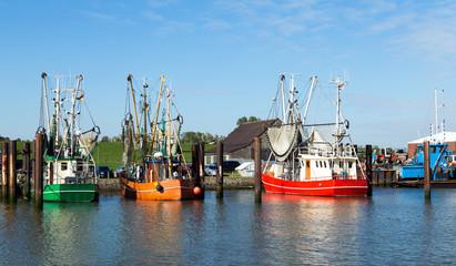 Kutterhafen in Fedderwardersiel