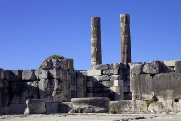 Letoon. Sanctuary of Leto near the ancient Lycian city Xanthos. Turkey
