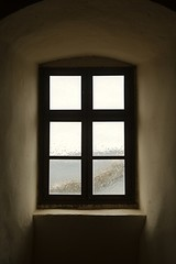 Rural Wooden Window