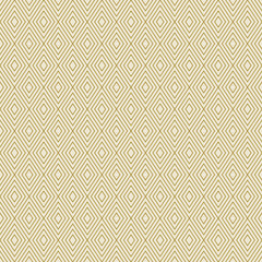 wallpaper pattern of gold rhombuses