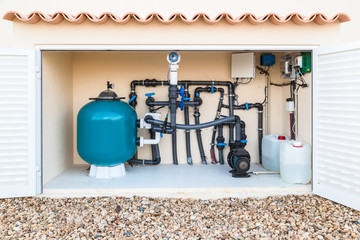 Brine, Salt water, Swimming Pool Filter and pumps